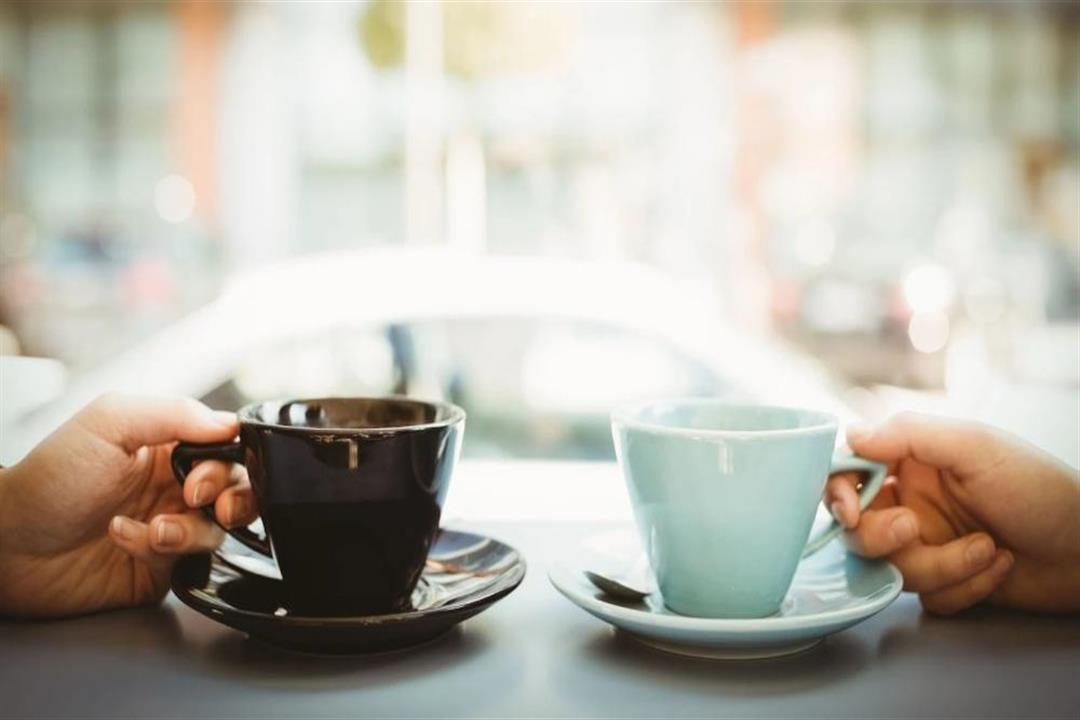 الشاي والقهوة