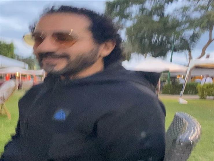 أحمد حلمي موقف طريف مع منى زكي 3