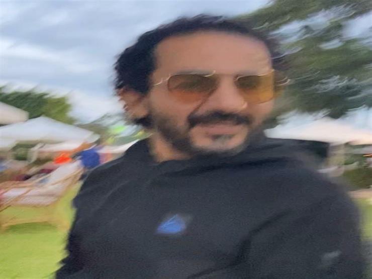 أحمد حلمي موقف طريف مع منى زكي 7
