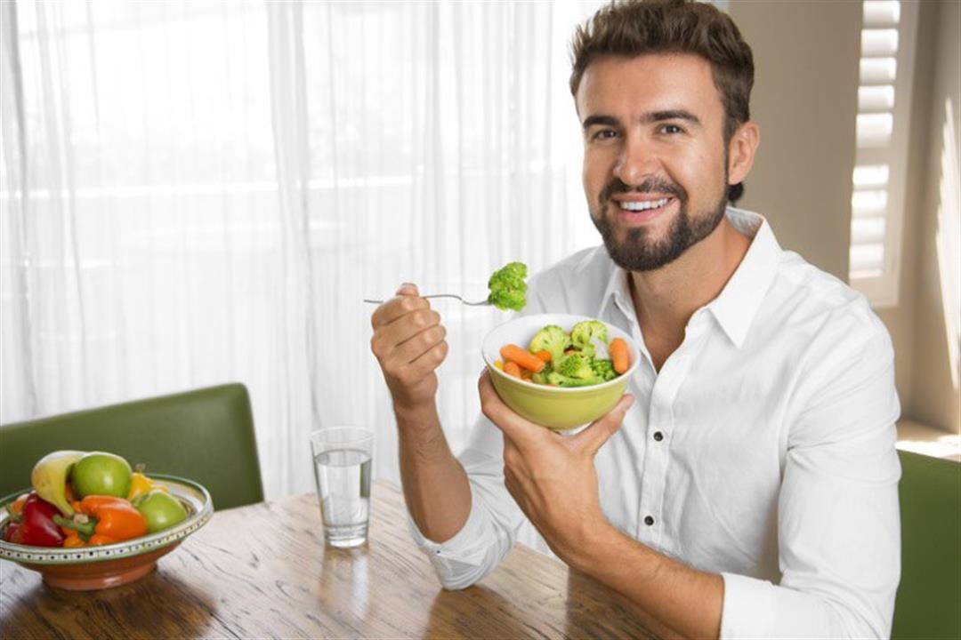 اتباع نظام غذائي صحي