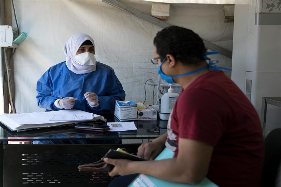 الممرضة شيماء عمر