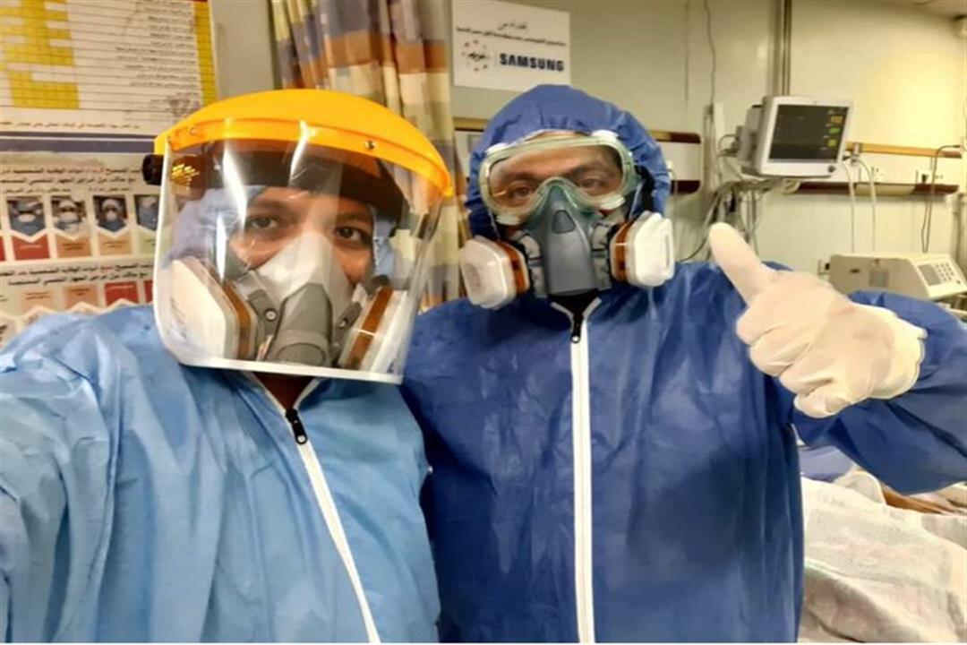 أطباء مستشفى ناصر