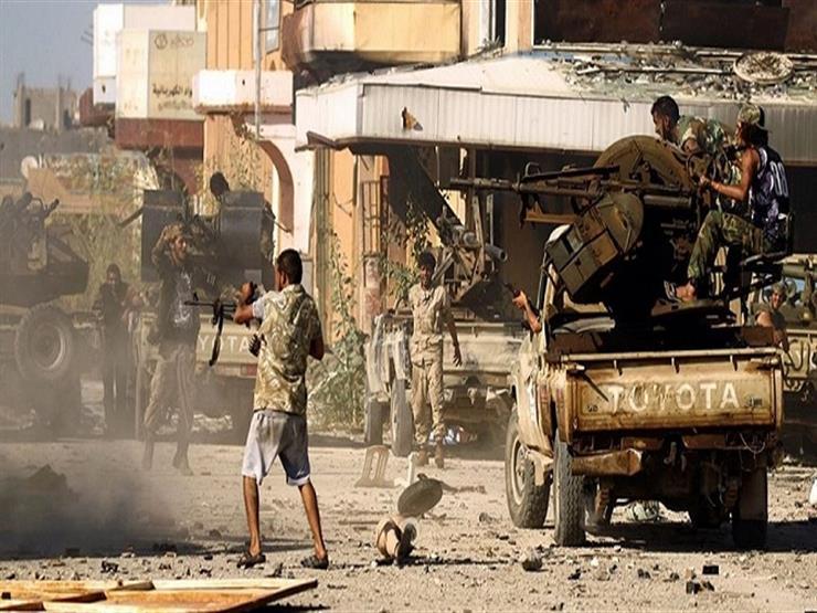 أعمال القتال في ليبيا