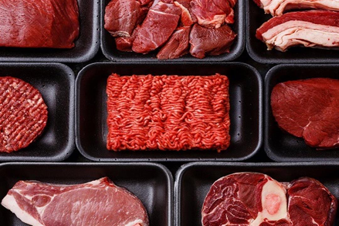 أنواع اللحوم الحمراء