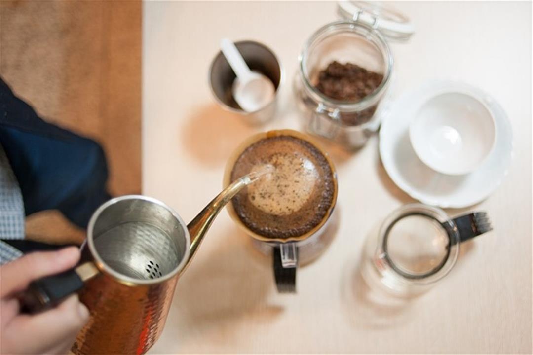 القهوة المخمرة