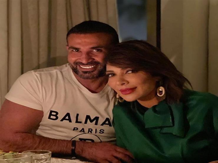 أحمد سعد وأصالة نصري