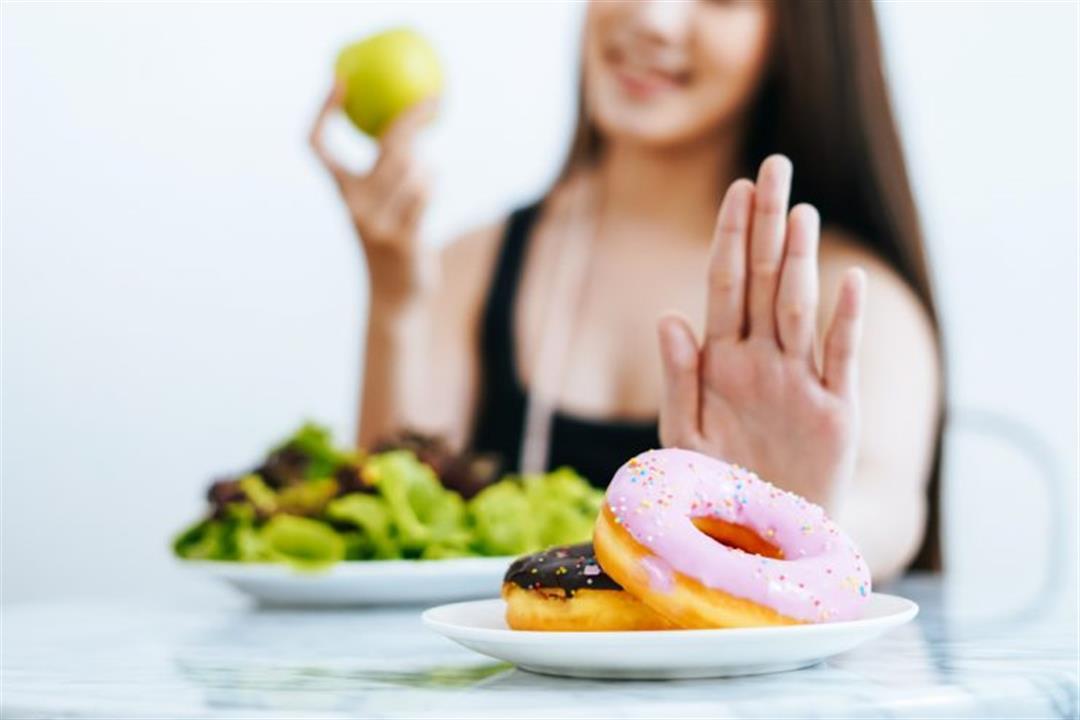 تجنب السكريات
