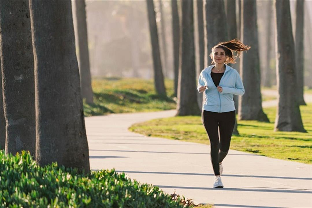 الجري