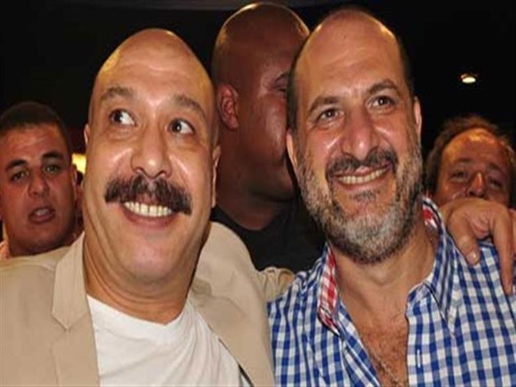 خالد الصاوي وخالد صالح