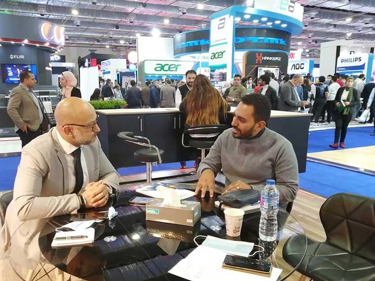 وائل عامر، المدير الإقليمي لشركة كانون