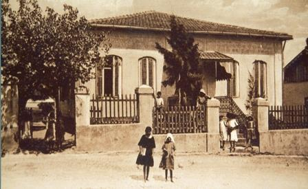 2 أول مدرسة عبرية