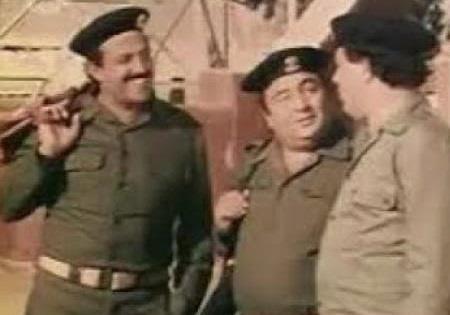 سمير غانم في فيلم المشاغبين في الجيش