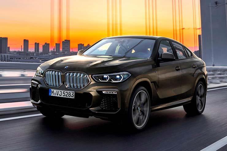 بى إم دبليو X6 بي إم دبليو تعرف على جميع سيارات بي إم دبليو المتاحة بمصر 2021