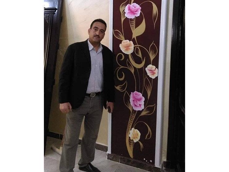 أحمد جاب الله مدرس تربية فنية في الأزهر