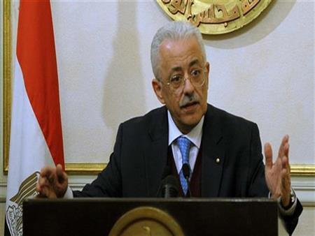 وزير التعليم يوضح القرارات الخاصة بطلاب الدبلومة الأمريكية