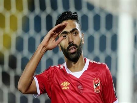 """""""من وأنا صغير كان عندي حلم"""".. الشحات يُعلق على وصوله للمباراة رقم 100 مع الأهلي"""