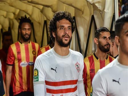 الزمالك: حكم مباراة إنبي ألغى إنذار محمود علاء