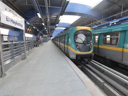 المترو: إغلاق جزئي لـ 3 محطات بالخط الثالث