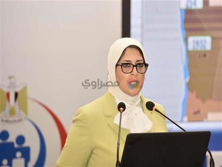 وزيرة الصحة: استقرار وضع كورونا في مصر بالمقارنة بدول العالم