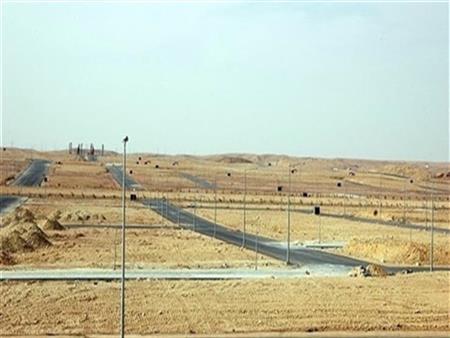 """بدء تسليم قطع الأراضي """"الأكثر تميزًا"""" و""""بيت الوطن"""" بدمياط الجديدة"""