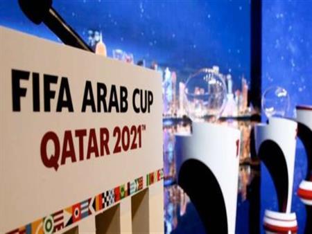 """حكم مصري وحيد..""""فيفا"""" يُعلن حكام كأس العرب قطر 2021"""