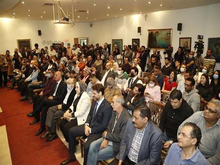 40 صورة من مؤتمر إعلان تفاصيل الدورة السادسة لمهرجان شرم الشيخ للمسرح الشبابي