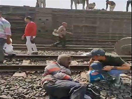 قبلي وبحري.. 5 حوادث قطارات في 23 يوما- تسلسل زمني