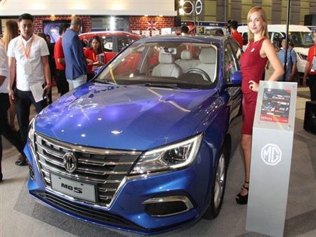 """""""تغرد منفردة"""".. إم جي 5 السيارة الصينية الأكثر مبيعًا بمصر في 2021"""