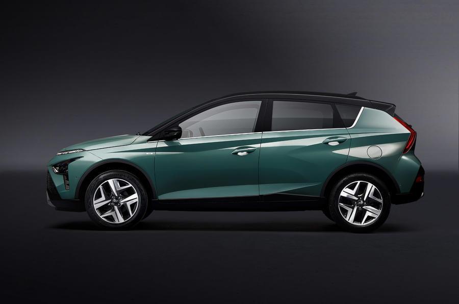 """هيونداي تعلن عن سيارتها """"Bayon"""" الجديدة 2021 (مواصفات - صور - فيديو) 2021_3_3_15_8_21_150"""