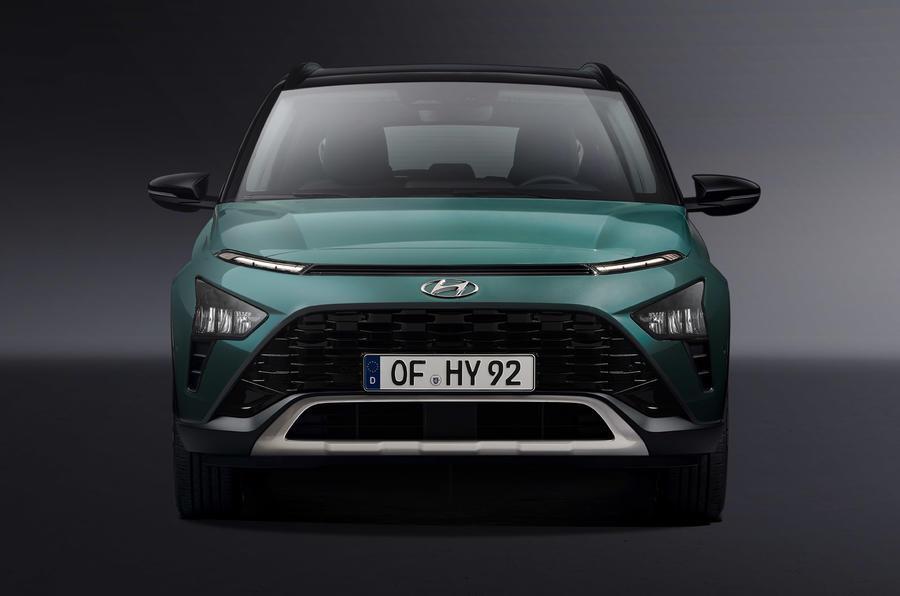 """هيونداي تعلن عن سيارتها """"Bayon"""" الجديدة 2021 (مواصفات - صور - فيديو) 2021_3_3_15_8_25_760"""