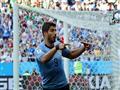 مباراة أوروجواي والسعودية