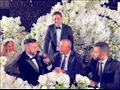 10 صور من حفل زفاف نادر حمدي وسارة حسني