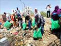 """""""نيلنا مسؤوليتنا"""".. مبادرة لتنظيف نهر النيل فى أسوان - صور"""