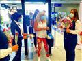 مطار الغردقة يستقبل أول رحلة طيران لشركة ''Euro wi