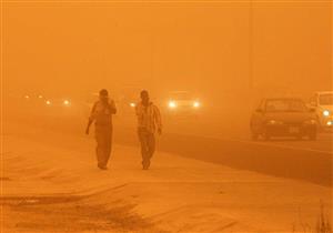«العاصفة الترابية» غبار على صدور الأطفال وأصحاب الأمراض المزمنة