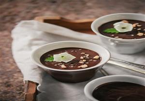 «بودينج الشوكولاتة».. حلوى صحية على مائدتك الرمضانية