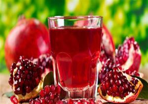 فوائد متعددة لعصير الرمان.. أهمها الوقاية من السرطان وأمراض القلب