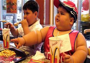 دراسة تكشف أسباب السمنة عند الأطفال