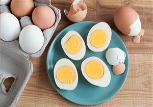 فوائد وأضرار.. ماذا يحدث للجسم عند تناول البيض يوميًا؟