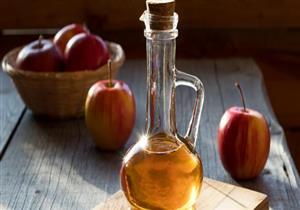 خل التفاح.. إليك ما يحدث في جسمك عند تناوله على الريق