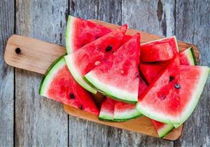 لمرضى السكري.. فوائد وأضرار تناول البطيخ