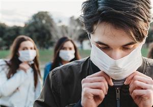 دراسة: ارتداء الكمامة أسفل الأنف يهدد بالإصابة بكورونا