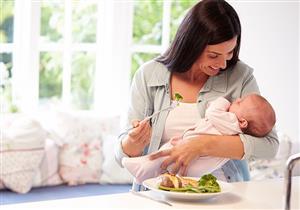 للأمهات الجدد.. 8 أطعمة يحظر تناولها أثناء الرضاعة