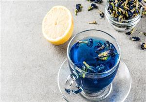 فوائد مذهلة للشاي الأزرق.. أبرزها مكافحة الشيخوخة