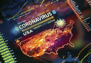ظهور سلالة كورونا الجديدة في 8 ولايات أمريكية