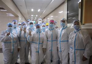 «الكونسلتو» يرصد لحظات الخوف والأمل في مواجهة كورونا داخل مستشفى العزل
