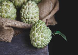السعرات الحرارية في فاكهة القشطة.. إليك فوائدها للرجال