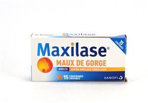 ماكسيلاز Maxilase.. دواعي الاستعمال والجرعة والآثار الجانبية