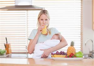 للأمهات الجدد.. فيتامينات ومعادن ضرورية بعد الولادة