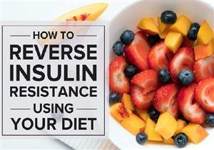 خبيرة تغذية توضح أفضل نظام غذائي لعلاج مقاومة الإنسولين